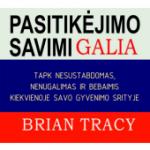 Brian Tracy - Pasitikjimo savimi galia-500x500