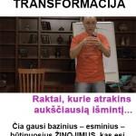 pradzia - pasauleziuros transformacija