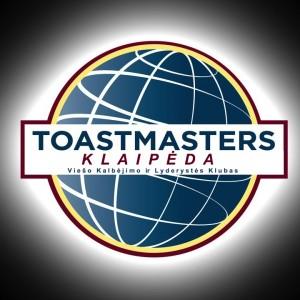 Toastmasters Klaipeda logo 2016-08